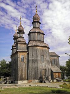 Музей деревянных церквей: частная коллекция сакральной архитектуры Закарпатья, Львовщины и Ивано-Франковщины