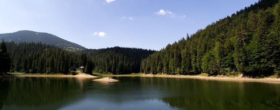 Сказочные озёра Карпат