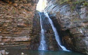 Бухтивецкий и Капельный водопады