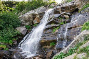 Говерлянский (Прутинский) водопад