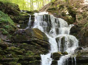 Буковинские водопады
