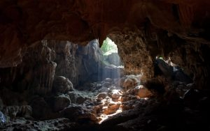 Печери карпат