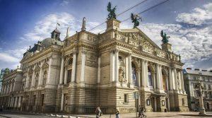 Оперний театр львівщина